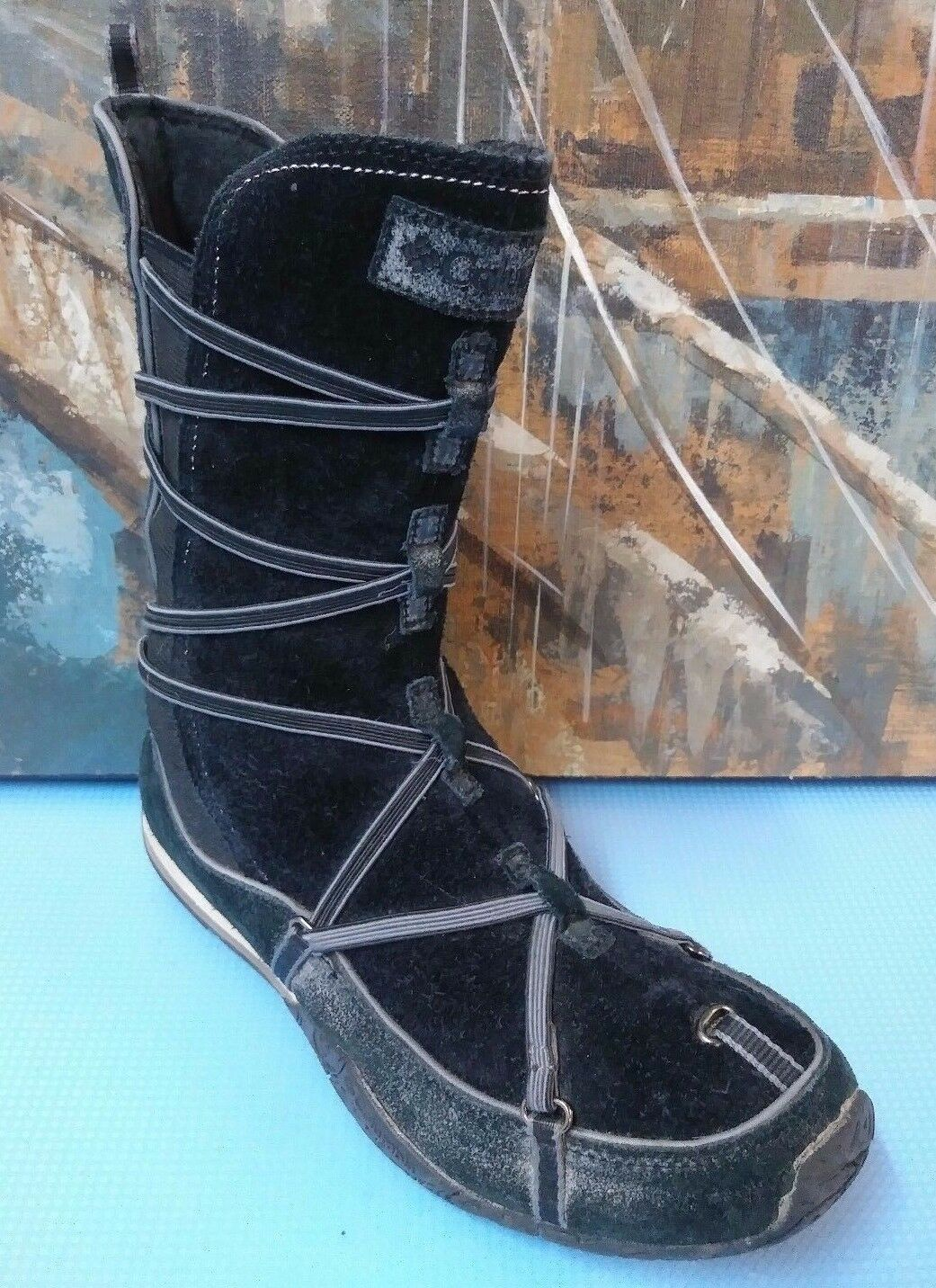 COLUMBIA 1020 WOMENS  SNOW   WINETR BOOTS size 7