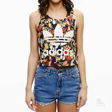 Adidas Farm Firebird Tucanario Tank T-shirt Brasil