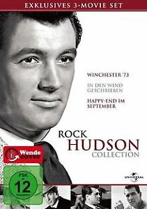 Rock Hudson Collection (3 DISC) | DVD | stato bene