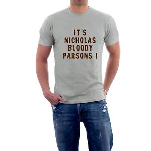 Mr Jolly Lives Next DoorT-shirt It's Nicholas Bloody Parsons Comic Strip