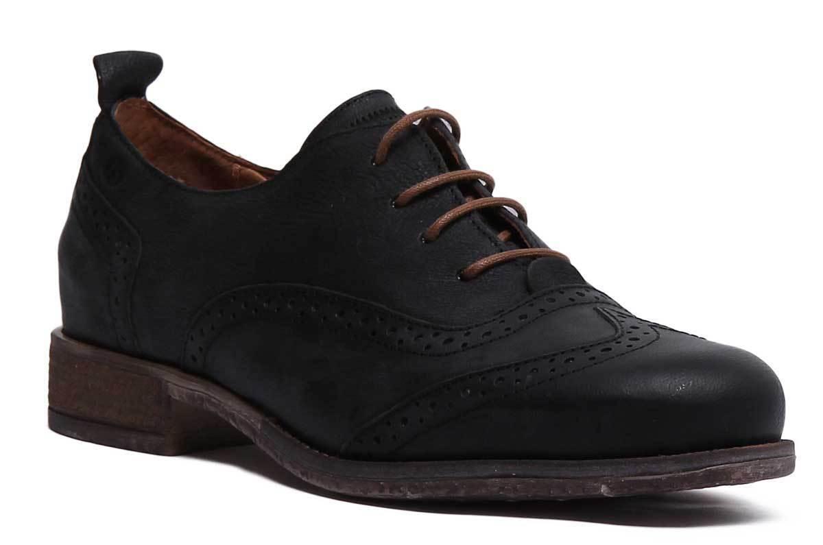 Josef Seibel Sienna  89 donna Leather nero Lace up Brogue scarpe Dimensione UK 3 - 8  wholesape economico