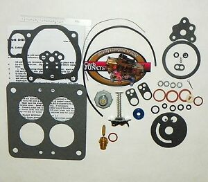 Holley 4000 Ford Lincoln Mercury 56 57 Teapot Carburetor Repair Kit Free Ship