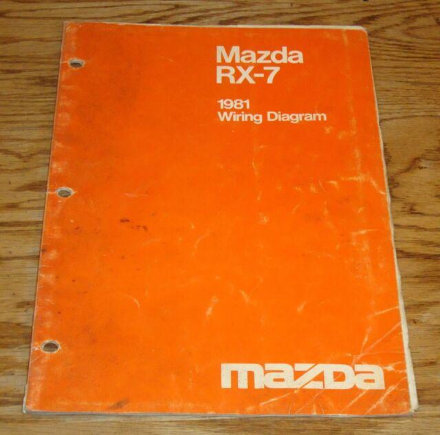 Original 1981 Mazda Rx