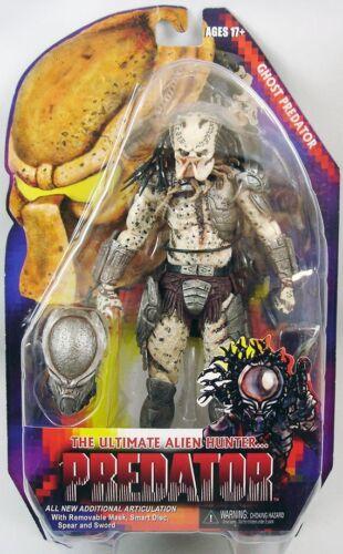 "Série Neca 16 7/"" Predator figurines Ghost stalker Spiked Queue Kenner UK"