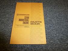 Caterpillar Cat 3208 Industrial Engine Parts Catalog Manual S/N 90N1-90N6120