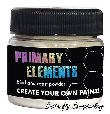 Bind & Resist Primary Elements for Artist Pigments Splash Of Color Luminarte New