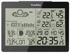 Youshiko YC9360 Weather Station - Black