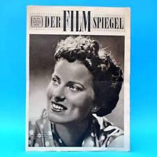 DDR Filmspiegel 2/1955 Sonja Schöner Hans Haas Neubrandenburg Alb. Cavalcanti