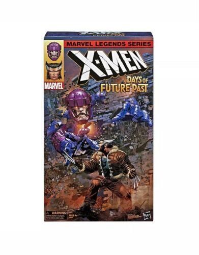 "Marvel Legends X-Men Days of Future Past 16/"" Electronic Sentinel /& 6/"" Wolverine"