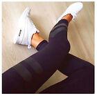 Women' Sports Gym Yoga Running Fitness Leggings Pants Training Athletic Trousers
