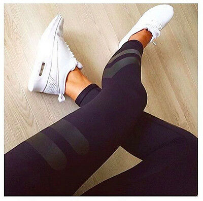 Women Sports Gym Yoga Running Fitness Leggings Pants Training Athletic Trousers