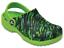 Sandali-Crocs-Classic-graphic-bambino-mare-verde-in-gomma-estate-da-infilare