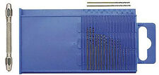 Model Expo Tools 20 piece 61-80 DRILL SET with Pin Vise