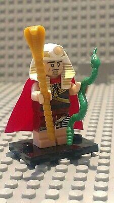 Lego Batman Movie Minifigure King Tut #19 71017 New