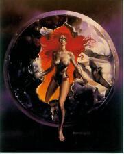 Boris Vallejo Postercard: Bursting Out (USA, 1992)