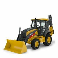 John Deere 310sl Backhoe Loader, Prestige Collection, 1/50, Ages 14+ Lp64454