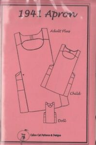 PATTERN-1941Apron-vintage-style-apron-PATTERN-Calico-Cat-Patterns