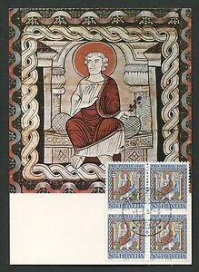 SCHWEIZ-MK-1967-857-PRO-PATRIA-MAXIMUMKARTE-CARTE-MAXIMUM-CARD-MC-d191