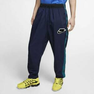 MENS-NIKE-SPORTSWEAR-NSW-034-UNUSUAL-BY-DESIGN-034-WOVEN-PANTS-BV4546-498-LARGE-120
