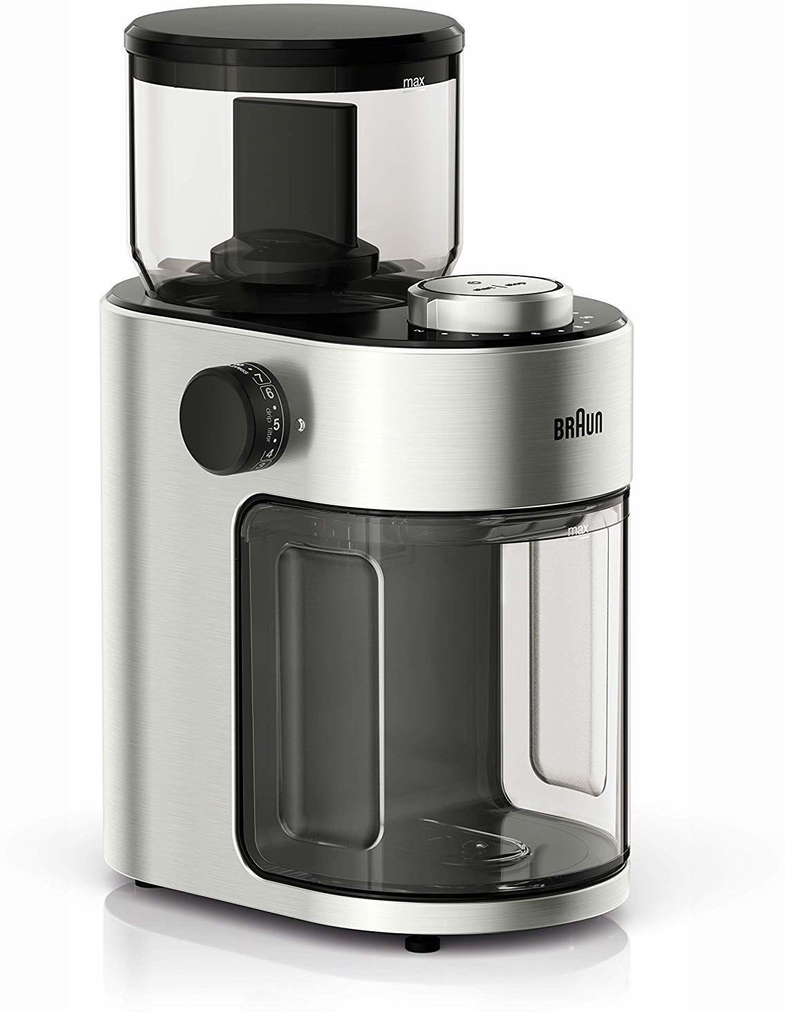 KG7070 FreshSet professionnel burr grinder, marron,