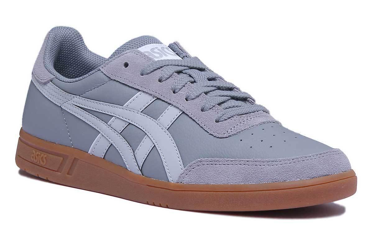 Asics Gel Viccka TRS Unisex Suede Leather Grey Trainers Seasonal clearance sale
