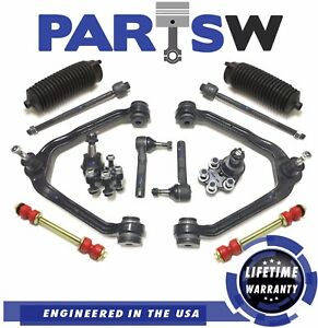 Details about 16 Pc Complete Suspension Kit for Chevrolet Silverado 1500  GMC Sierra 1500