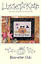 Lizzie-Kate-COUNTED-CROSS-STITCH-PATTERNS-You-Choose-from-Variety-WORDS-PHRASES thumbnail 192