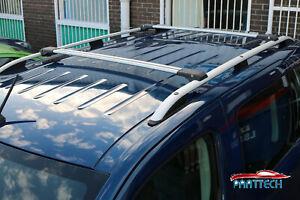 MERCEDES CITAN 2012 barras transversales . barras de techo de aluminio