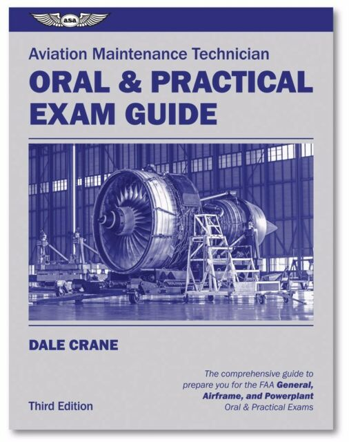 ASA AMT Oral & Practical Exam Guide Third Edition | ASA-OEG-AMT3