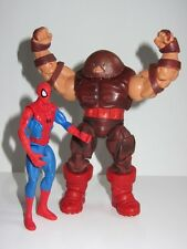 "Marvel Universe 3.75""  X-MEN Toy Figure   SPIDER-MAN vs JUGGERNAUT"