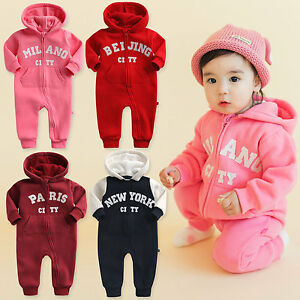 Vaenait-baby-Infant-Clothes-Girls-Fleece-Outfits-Bodysuit-034-Girls-Hoodie-034-6-18M