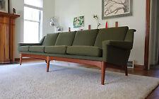 Mid Century Danish Modern Sofa, Denmark, Bramin