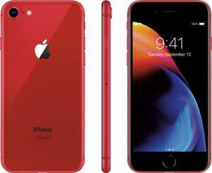 Apple-iPhone-8-PRODUCT-RED-64GB-VERIZON-MRRK2LL-A-CDMA-GSM-Ships-Free