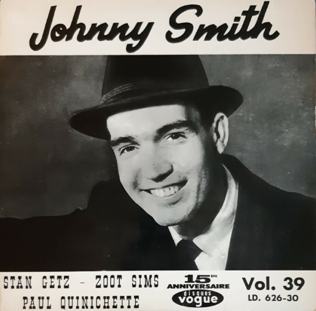 LP, Johnny Smith, Moonlight In Vermont, Jazz, vg+/vg+  The…