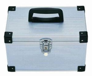 1-x-200-DJ-Aluminium-Flight-Carry-Case-CD-DVD-Blu-Ray-Disc-Storage-with-Sleeves