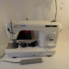JUKI TL98e Sewing Machine with Foot Pedal