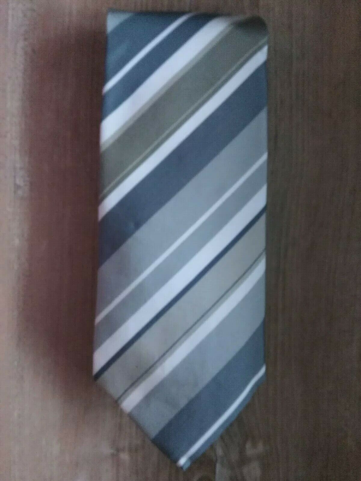 100% Seide Schlips Krawatte Seidenkrawatte Oliver Conrad Kommunion Konfirmation