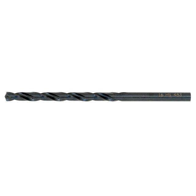 """Vermont American 11837 #37 .104/"""" Jobber Length HSS Drill Bit"""
