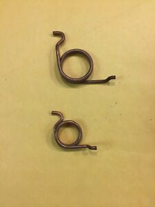 1948-1949-Cadillac-Buick-Oldsmobile-Door-Lock-Latch-Spring-Set-Right-Side