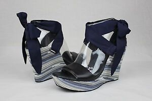 Image is loading UGG-AUSTRALIA-JULES-SERAPE-SKYLINE-STRAP-PLATFORM-WEDGE-