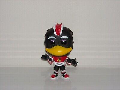 Mascots  Vinyl Figure Blackhawks Tommy Hawk 9 cm Funko Mini figures NHL POP
