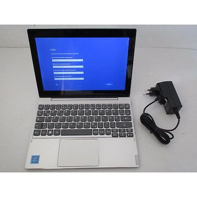 Lenovo MIIX 320-10ICR 128GB 4GB Ram 80XF003SGE 25,70cm Win10 Hybrid Tablet-