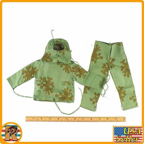 échelle 1//6 Alerte ligne Figure Armée rouge combat engineer-Vert Camouflage Uniforme #1