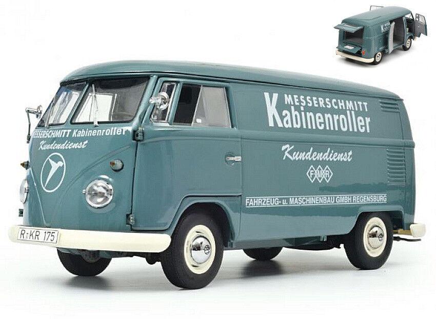Volkswagen vw t1b Messerschmitt 1 18 Model Schuco