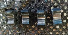 Set of 4 Black Fader Pieces for Behringer DDX3216 Mixer