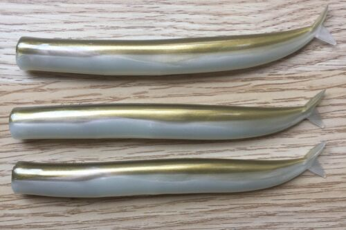 Fiiish Crazy Sandeel Size 2 150mm Bass Lure Body Bass Lure Bodies All Colours