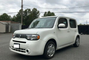 2013 Nissan Cube 5DR 1.8 (loaded features)