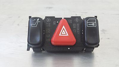 Mercedes Benz W210 W202 Schalter Warnblinkanlage Warnblinkschalter 2108201310