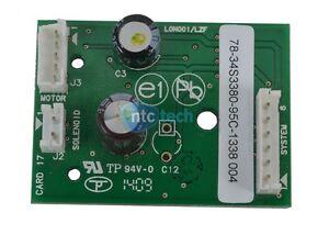 Lexmark PCB Carte 34S3381 Système Moteur Électroaimant Contrôle