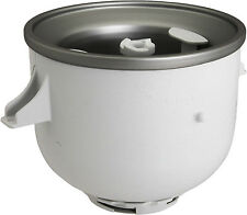 KitchenAid KAICA Ice Cream Maker 7/8 Quart Stand Mixer Attachment Frozen Yogurt
